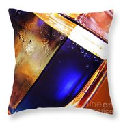 Oil And Water 31 Throw Pillow