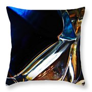 Oil And Water 4 Throw Pillow