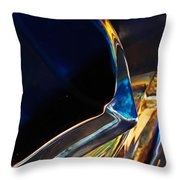 Oil And Water 5 Throw Pillow