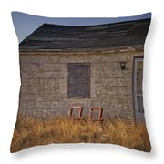 Old Cape Cod Throw Pillow