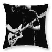 Old Catfish Jer Throw Pillow