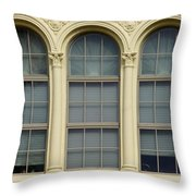 Old Chamber Throw Pillow