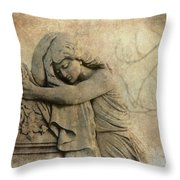 Old Dream Throw Pillow