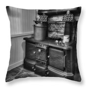 Old Fashioned Richardson And Bounton Company Perfect Stove. Throw Pillow