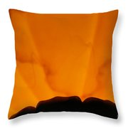 Old Glamour Throw Pillow