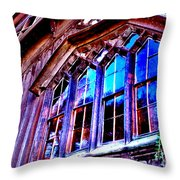 Old Home IIi Throw Pillow