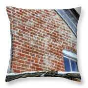 Old House 13098 Throw Pillow