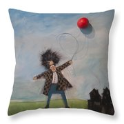 Old Is The New Young Throw Pillow