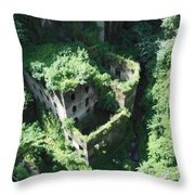 Old Mill Of Sorrento Throw Pillow