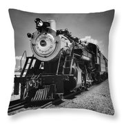 Old Number 90 Coming Home Throw Pillow