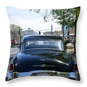 Old Studebaker  Throw Pillow