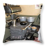 Old Time Cooking 7940 Throw Pillow