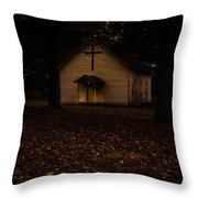 That Old Time Religion Throw Pillow