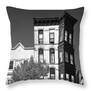 Old Town Chicago - The Second City Throw Pillow