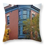 Old Town Triangle Chicago - 424 W Eugenie Throw Pillow