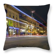 Old World Third Street Throw Pillow