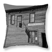 Oldest Drug Store 1 Throw Pillow