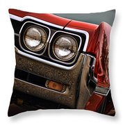 Olds 442 - 1966 Throw Pillow