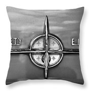 Olds 98 Throw Pillow