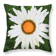 Oledaz Throw Pillow