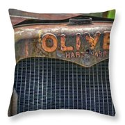 Oliver Throw Pillow