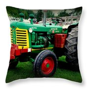 Oliver Super 99 Throw Pillow