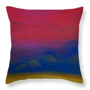 Wilder Every Day Throw Pillow