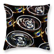 On The Pull Throw Pillow