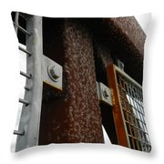 On The Riverfront 4 Throw Pillow