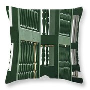 On The Sunny Side Of The Street.. Throw Pillow