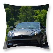 On Top... Throw Pillow