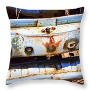 Once A Dodge Throw Pillow