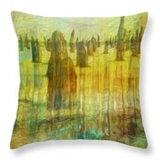 Once There Was Throw Pillow