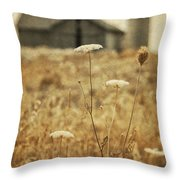 Once Upon A Memory Throw Pillow
