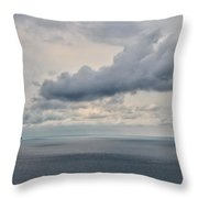Once Upon A Storm Throw Pillow