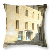 One Afternoon Last Summer Throw Pillow