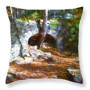 One Always Has To Be Different Throw Pillow