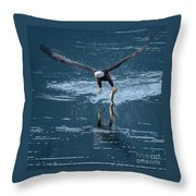 One-armed Bandit Throw Pillow