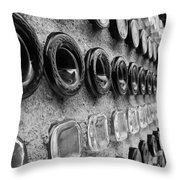 One Bottle Of Pop Throw Pillow