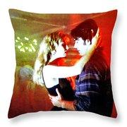 One Eyed Jacks Throw Pillow