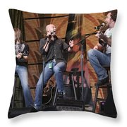 One Flew South Throw Pillow