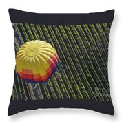 One From Another Throw Pillow