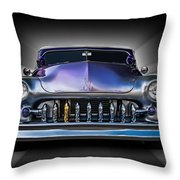 One Gold Tooth Throw Pillow