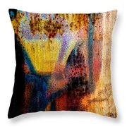 One Half Throw Pillow