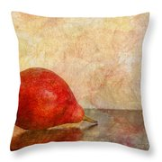 One II Throw Pillow