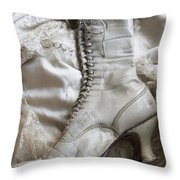 One Left Throw Pillow