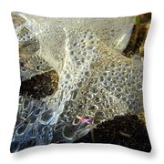 One Mans Trash Is Another Mans Treasure Throw Pillow