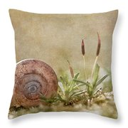 One Moment In Time Throw Pillow
