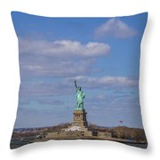 One Nation... Throw Pillow