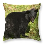 One Of The Quads Throw Pillow